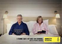 Amnesty - une femme sur cinq