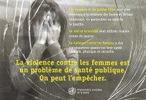 OMS - violence femmes et filles