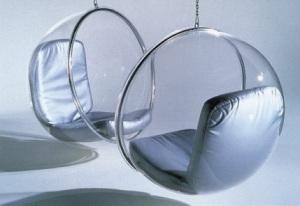 Fauteiul bulle